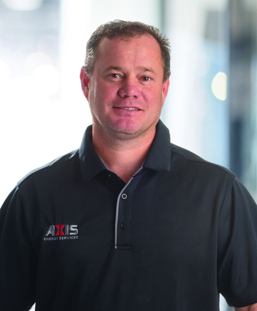Dirk Lee, CEO - Axis Energy Services